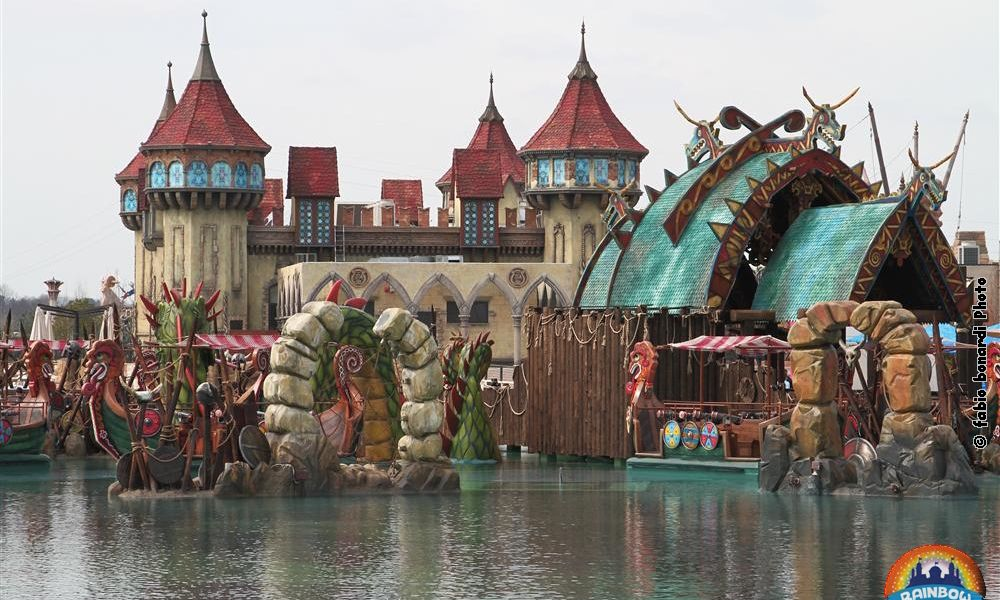 castello Rainbow-Magicland