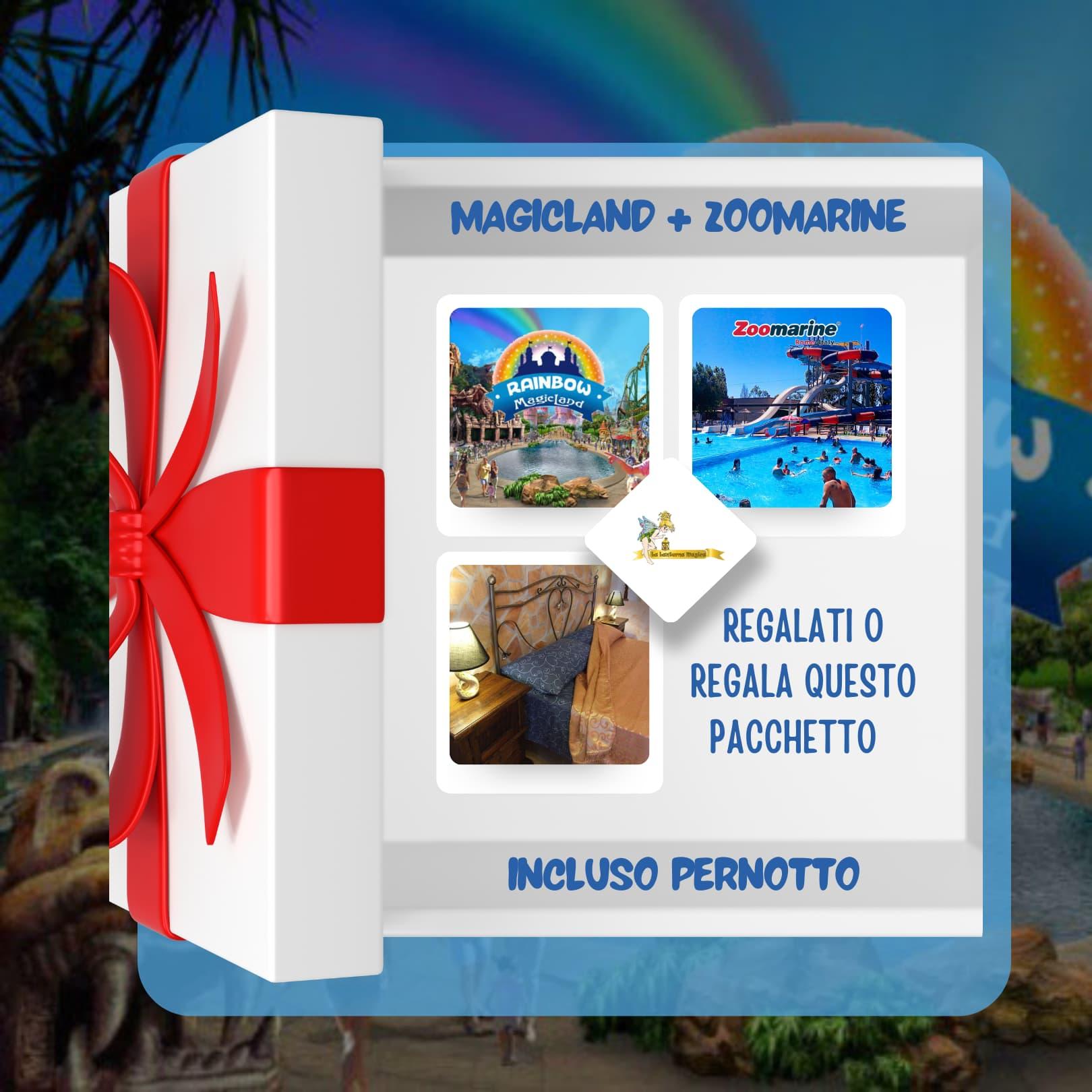 pacchetti magicland e zoomarine