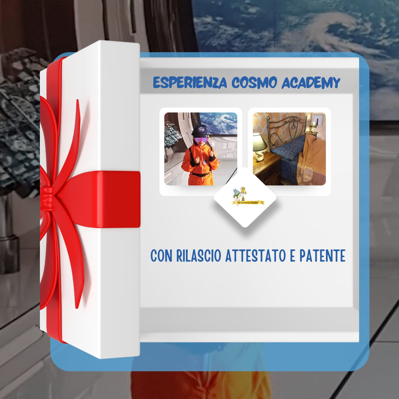 pacchetto cosmo academy