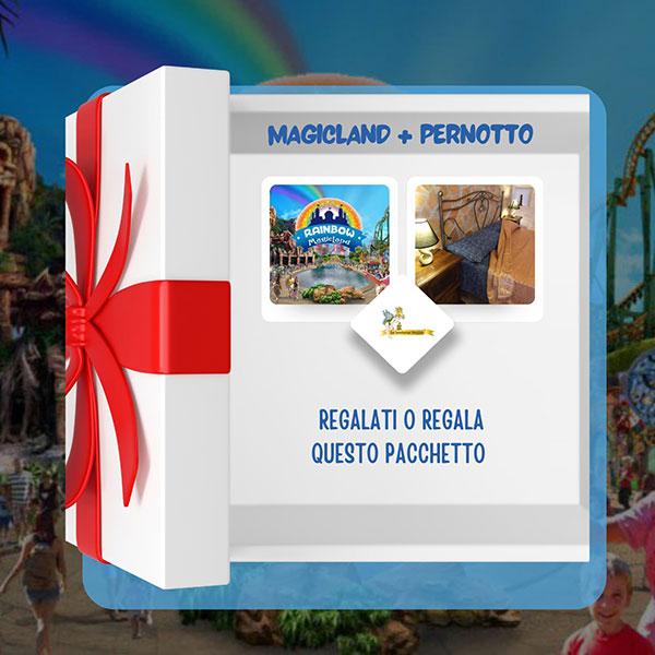pacchetto magicland e hotel