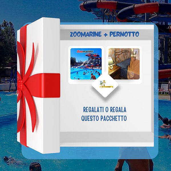 pacchetto zoomarine e hotel